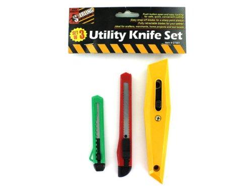 Utility Knife Set