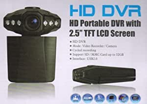 "HD Portable DVR With 2.5"" TFT LCD Screen Car Recorder New & Sealed @ Wholesaleoutletllc"