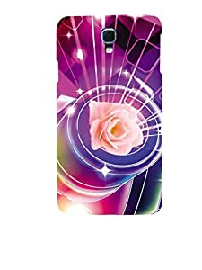 Samsung Galaxy Note 3 Neo Printed Back Cover