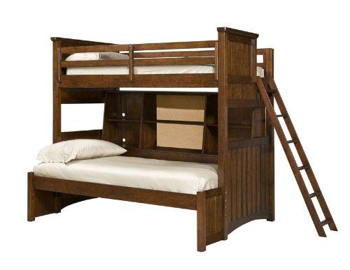 Loft Bed For Kids 8873 front