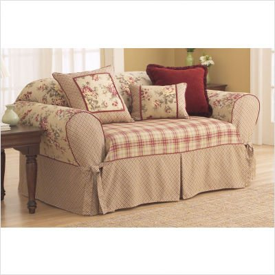 Lexington Sofa Slipcover (Box Cushion)