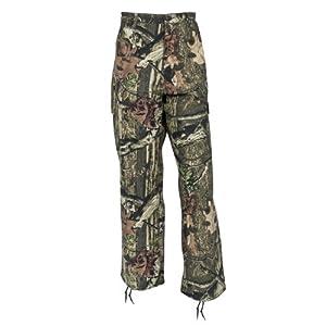 Yukon Gear Men's Hunting Six Pocket Cargo Pant, Obsession Camouflage, Medium
