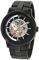 Kenneth Cole York Men's KC3981 Black-Link Translucent Watch by Kenneth Cole New York