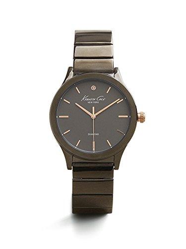 kenneth-cole-new-york-womens-10026579-genuine-diamond-analog-display-japanese-quartz-black-watch