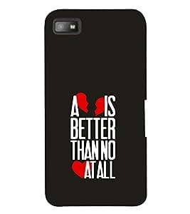 TOUCHNER (TN) Better Back Case Cover for Blackberry Z10