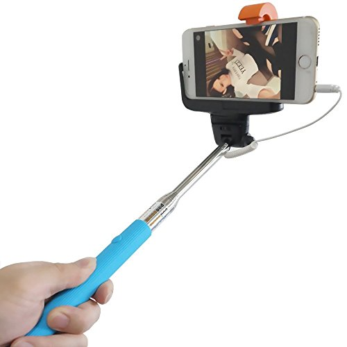 selfie stick no bluetooth matching and no charging new extendable wireless. Black Bedroom Furniture Sets. Home Design Ideas