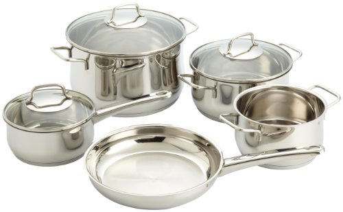 WMF Collier Cookware Set, 8-Piece