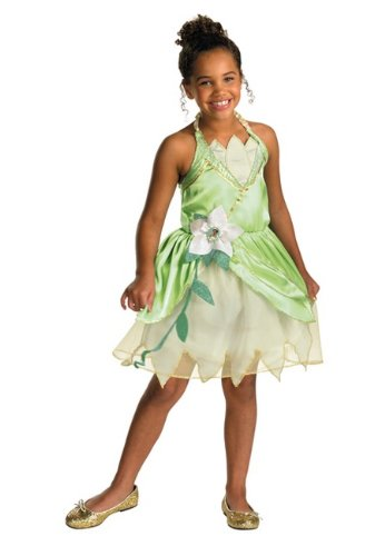 Princess Tiana Costume - Child Costume - Toddler (3T-4T)