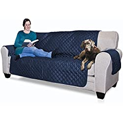 Furhaven Reversible Pinsonic Water Resistant Poly Furniture Protector