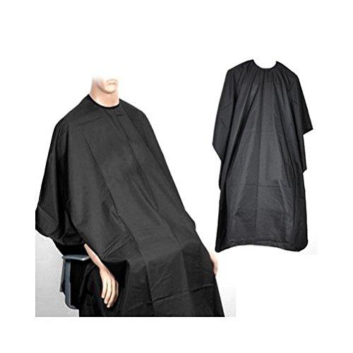 Cappa Nera Per Adulti Salone Parrucchiere Parrucchiera, Salone Di Bellezza, Per Tagli, Tinte, Mèches by TARGARIAN
