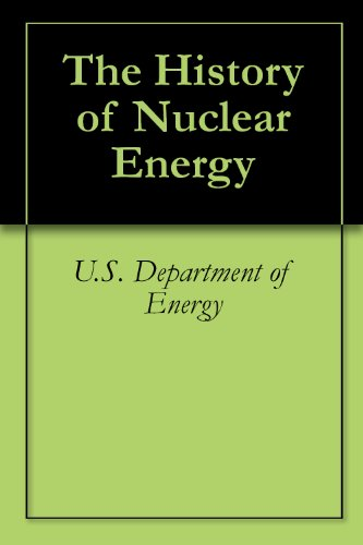 The History Of Nuclear Energy