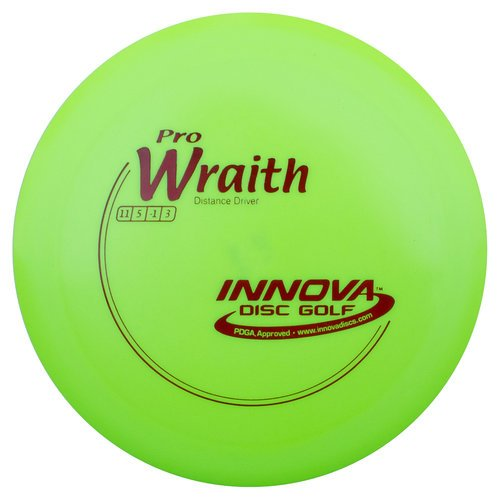 Innova - Champion Discs Pro Wraith Golf Disc, 170-172gm (Colors may vary) hang glider jack with launcher colors may vary