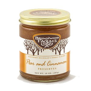 Pear and Cinnamon Preserves - 3 PACK - Shipping
