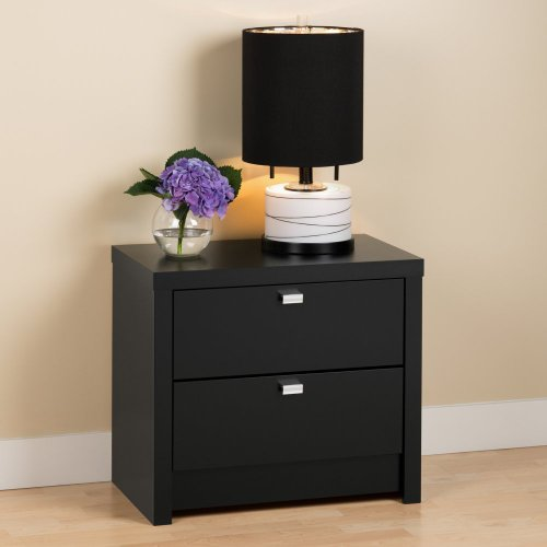 Two Tone Nightstand front-698492