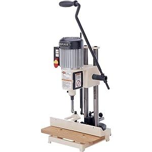 shop fox mortiser machine