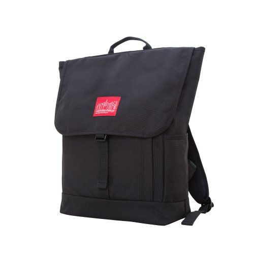 [マンハッタンポーテージ] Manhattan Portage 公式 Washington SQ Backpack MP1220 BLK (Black)