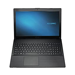 ASUS Model P2520LA-XH52 (Intel Core i5-5200U, Windows 7 Professional 64-Bit optional upgrade to Windows 10 Professional), Black