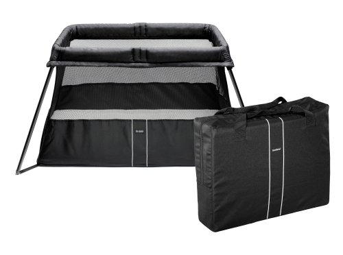 babybjorn travel crib light 2 black great website for quality baby products. Black Bedroom Furniture Sets. Home Design Ideas