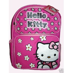 Hello Kitty Medium Kids Backpack – PINK