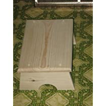 Small Wood Step Stool-made in USA