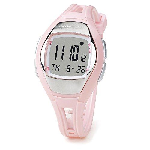 Sportline Solo 925W Women's Heart Rate Monitor + Pedometer W
