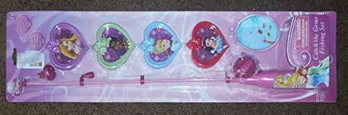 Disney Princess Catch the Gems Fishing Set - 1