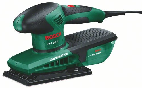 Bosch-DIY-Schwingschleifer-PSS-200-A-1-Schleifblatt-P120-Bosch-Microfilter-Koffer-200-W-Schwingzahl-24000-min-1-Schleifflche-rechteckig-167-cm-92-x-182-mm
