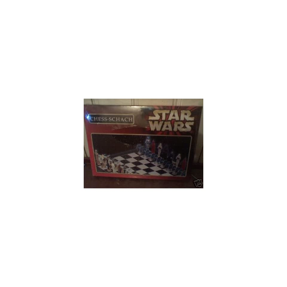 Star Wars Trilogy Chess Set