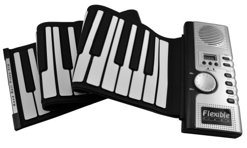61 Keys Roll Up Electronic Piano Keyboard Ac Power New Low Price