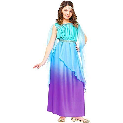 Mythical Goddess Kids Costume