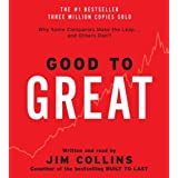Good to Great CD: Why Some Companies Make the Leap...And Others Don't ~ Jim Collins