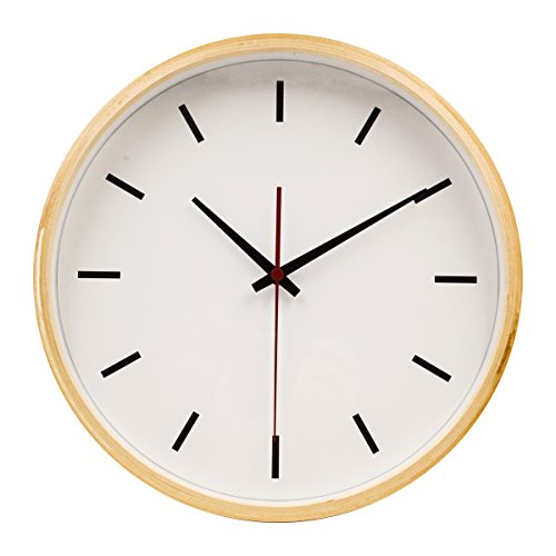 hippih-silent-wall-clock-wood-non-ticking-digital-quiet-sweep-10-inches-home-decor-vintage-wooden-cl