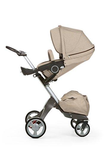 Stokke Xplory Stroller - Beige Melange front-879405