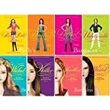 8 Book Collection: Pretty Little Liars Series - Pretty Little Liars, Flawless, Perfect, Unbelievable, Wicked, Killer, Heartless, Wanted