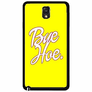 Amazon.com: Yellow Bye Hoe TPU RUBBER SILICONE Phone Case Back Cover