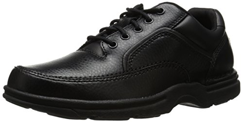 Rockport Men's Eureka Walking Shoe,Black,11 M