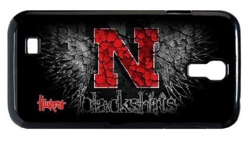 Ncaa Nebraska Cornhuskers Huskers Samsung Galaxy S4 I9500 Slim Styles Hard Plastic Case Cover