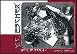 img - for M. C. Escher  : Beyond Reality: A Book of Postcards book / textbook / text book