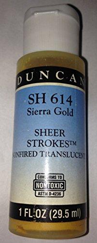 duncan-sheer-strokes-non-fired-translucents-sh614-sierra-gold