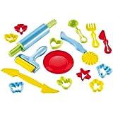 Happy People 47402 - set de cuisson avec un rouleau à pâtisserie / Cutters(Import Allemagne)