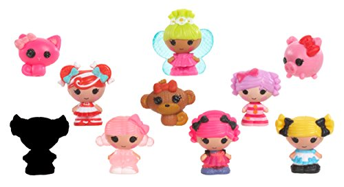 Lalaloopsy Tinies Style 6 Doll (10-Pack) - 1