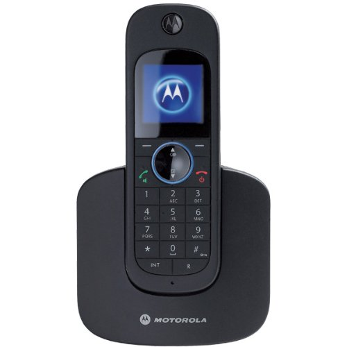 Motorola D1101 Cordless Phone ( DECT,Hands Free Functionality, SMS Function, Low Radiation ) picture