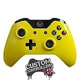 Xbox One Custom Controller - Gloss Yellow