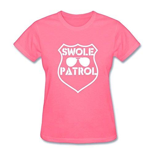 ONEPICE Women's Swole Patrol Short Sleeve T Shirt (Nissan Patrol Emblem compare prices)
