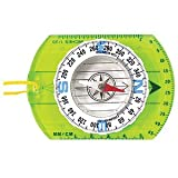 Highlander Orienteering Compass - Yellow