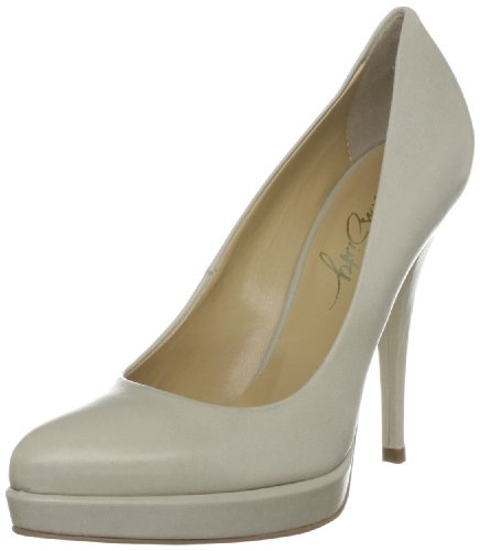 Miss Sixty Women's Dianna Beige Mary Janes Q02190-LE9635-A00200