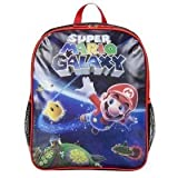 "Nintendo Super Mario Galaxy Backpack ~ 12"" ~ Accessory Innovations"