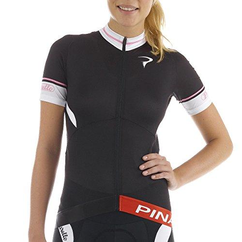 Pinarello 2015 Women's Catena Tour Short Sleeve Cycling Jersey - PI-S5-WSSJ-CATE