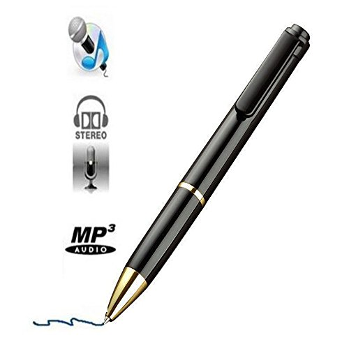 Magical EyesTM Hd Spy Pen Digital Voice Recorder Mini USB ...
