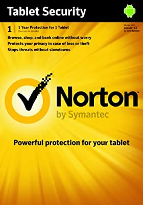 Norton Tablet Security [Old Version]